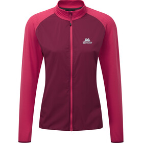 Mountain Equipment W's Trembler Jacket Cranberry/Virtual Pink